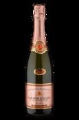 Louis Bouillot A.O.C. Crémant de Bourgogne Rosé Brut