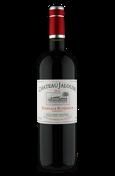Château Jalousie A.O.C. Bordeaux Supérieur 2016