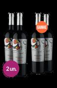WineBox Compre 2 Leve 4 Genio Español Roble D.O.P. Jumilla Monastrell 2016