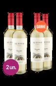 WineBox Compre 2 Leve  4 Altivo Vineyard Selection La Rioja Torrontés 2016