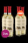 WineBox Compre 2 Leve 4 Altivo Vineyard Selection Chardonnay 2018