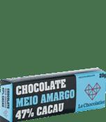Le Chocolatier Barrinha Meio Amargo