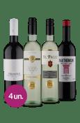 Kit Fontana Di Trevi (4 garrafas)