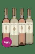 Kit Refrescantes Mosen Pierre (4 garrafas)