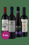 WineBox Quarteto América do Sul