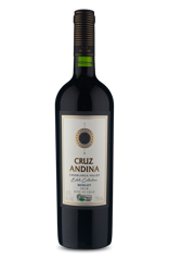 Cruz Andina Estate Collection Merlot Organico 2018