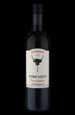 Toro Loco D.O.P. Utiel-Requena Tinto Superior 2018