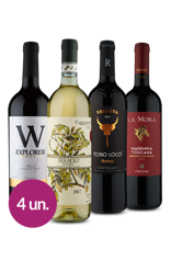 WineBox Os Europeus