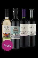 WineBox Os 4 Poderosos