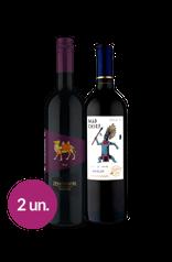 WineBox Dupla Clássica