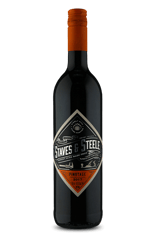 Staves and Steele Pinotage 2017