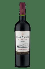 Baron Philippe de Rothschild Mas Andes Reserva Cabernet Sauvignon 2017