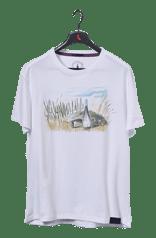 Camiseta Reserva Aquarela Outubro tam. P