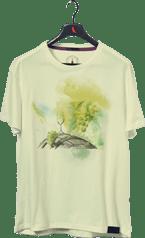 Camiseta Reserva Aquarela Dezembro tam. M
