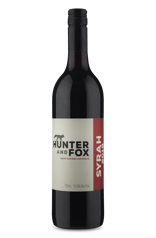 Hunter and Fox Syrah 2019