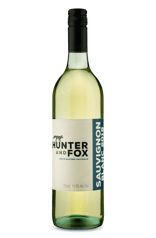 Hunter and Fox Sauvignon Blanc 2019