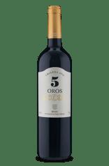 5 Oros Crianza D.O.Ca. Rioja 2016