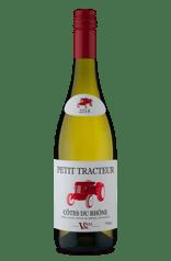 Petit Tracteur A.O.C. Côtes du Rhône Blanc 2018