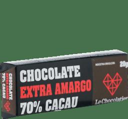 Le Chocolatier Barrinha Extra Amargo