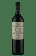 Mise de La Baronnie A.O.C Pauillac 2016