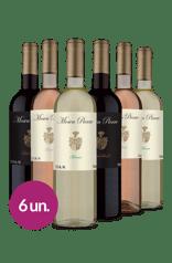 Kit Diversidade de Uvas Mosen Pierre (6 garrafas)