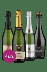 WineBox Espumantes Clássicos (4 garrafas)