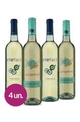 Kit Vinhos Verdes (4 garrafas)