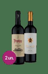 Kit Tintos Argentina & Espanha (2 garrafas)