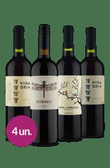 Kit Tintos Espanhóis (4 garrafas)
