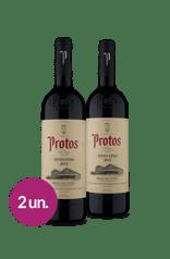 Kit Protos D.O. Ribera Del Duero Tinto Fino 2018 (2 garrafas)