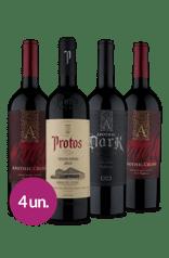 Kit Apothic & Protos (4 garrafas)