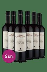 Winebox Cecchi D.O.C. Rosso di Montalcino 2015
