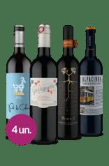 Kit Pré-inverno (4 garrafas)