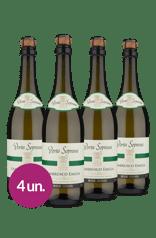 Kit Porta Soprana Lambrusco, o frisante mais vendido da Wine (4 garrafas)