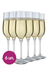 WineBox Taça Espumante 188ml Stölzle
