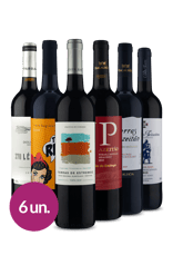 WineBox Tintos Portugueses