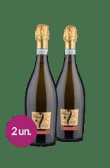 Kit Espumante Fantinel Prosecco Extra Dry (2 garrafas)