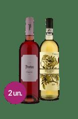 Kit Refrescantes Europeus (2 garrafas)