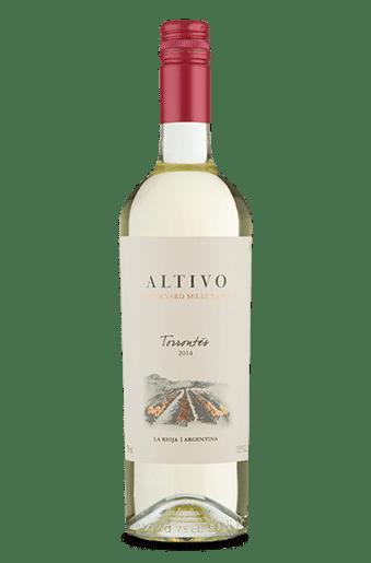 Altivo Vineyard Selection La Rioja Torrontés 2014