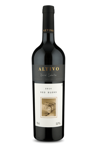 Altivo Barrel Selection Uco Valley Red Blend 2014