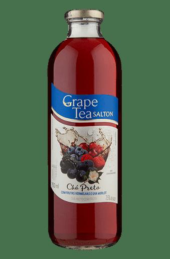 Salton Grape Tea com Frutas Vermelhas e Uva Merlot 750 ml