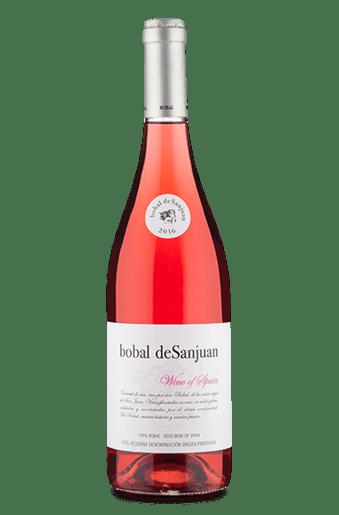 Bobal Desanjuan D.O.P. Utiel-Requena Rosé 2016