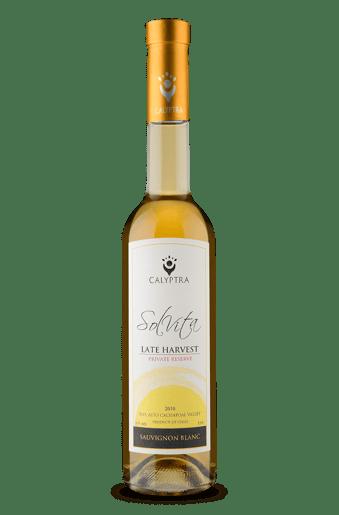 Calyptra Sol Vita Late Harvest Sauvignon Blanc 2010 375ml