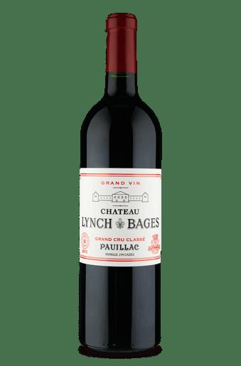 Château Lynch-Bages 2015.