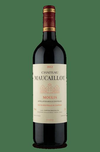 Château Maucaillou A.O.C. Moulis 2012