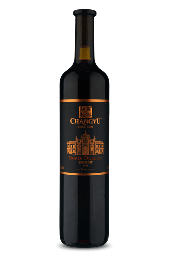 Changyu Reserve Noble Dragon Red 2016