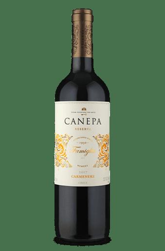 Canepa Reserva Famiglia Carménère 2017