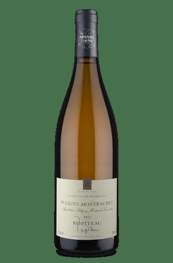 Ropiteau Frères A.O.C. Puligny-Montrachet Blanc 2016