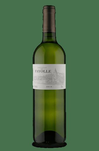 Château de Fayolle Blanc 2016