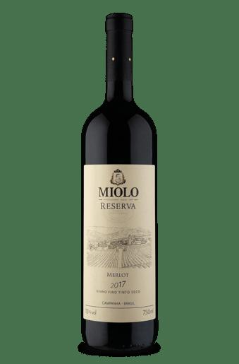 Miolo Reserva Merlot 2017